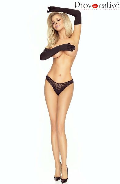 Picture of Provocative Sexy Panty Black PR4988