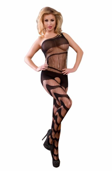Picture of YesX Bodystocking Black YX940