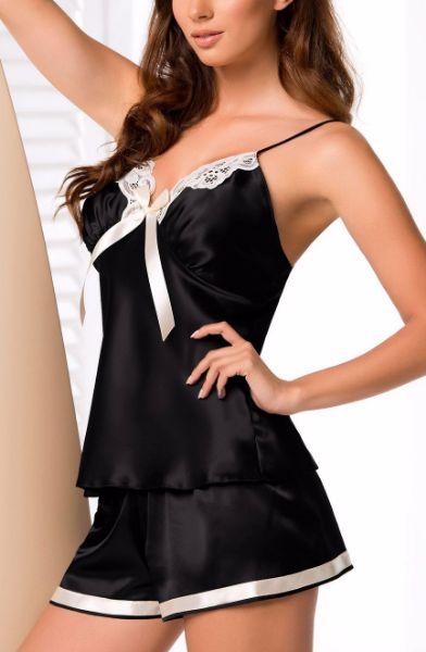 Picture of Irall Alexandra Set Black IRALEXANDRABLKSET