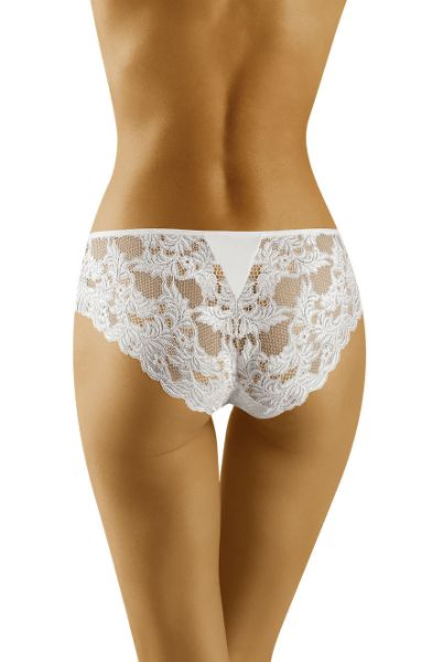 Picture of Wolbar Deva Hipster Briefs White WOLDEVAWT