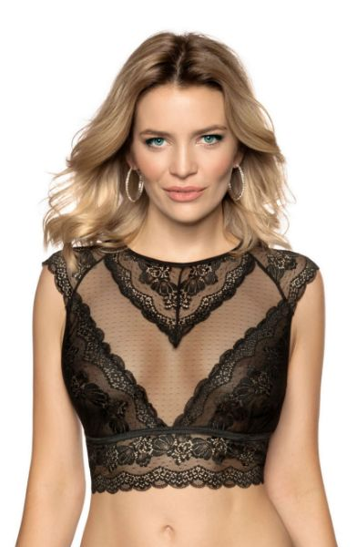Picture of Roza Ellba Black Top