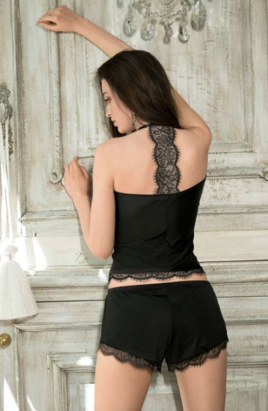Picture of Roza Sija Black Shorts