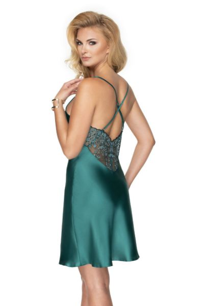 Picture of Irall Nightdress Dark Green