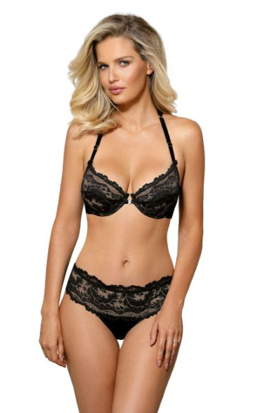 Picture of Roza Sefia Soft Cup Bra Black