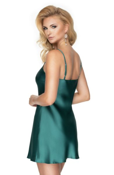 Picture of Irall Emerald I Nightdress Dark Green IREMERIND