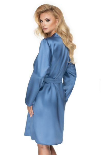 Picture of Irall Sapphire Dressing Gown Azure IRSAPHIREDG