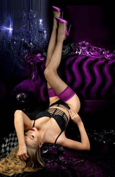 Picture of Ballerina 511 Black/Granata