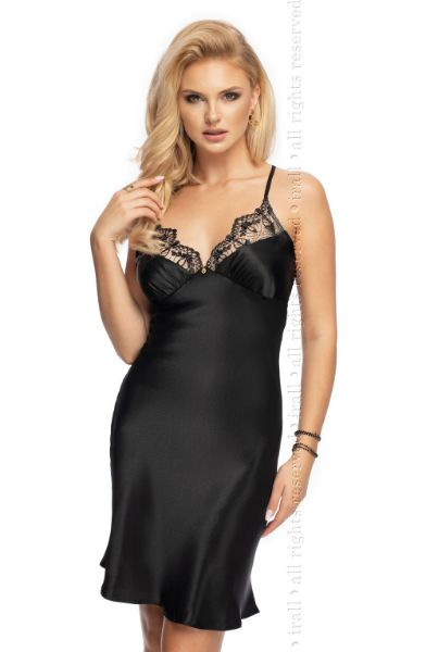 Picture of Irall Mallory II Nightdress Black