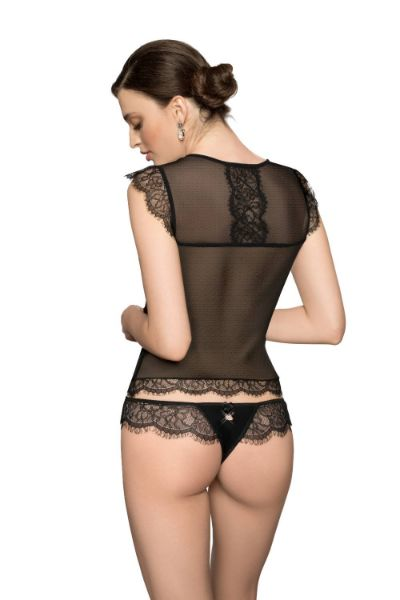 Picture of Roza Erii Black THONG