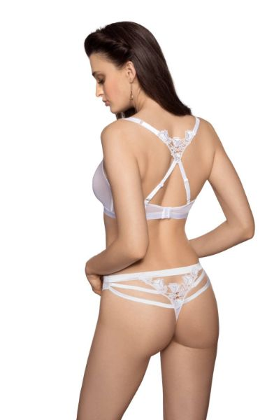 Picture of Roza Lisbet White THONG